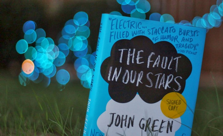 "Recensione di ""The fault in our stars"" di John Green"