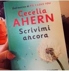 """Recensione di """"Scrivimi ancora"""" di Cecelia Ahern"""