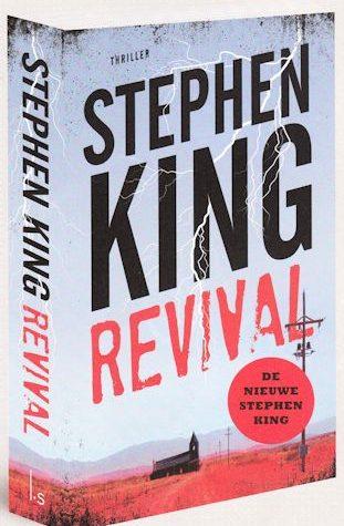 """Da non perdere: """"Revival"""" di Stephen King."""