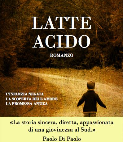 """Recensione di """"Latte acido"""" di Rossella Luongo"""