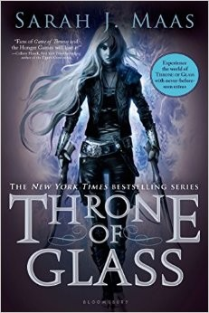 "Recensione di ""Throne of Glass"" di Sarah J. Maas"