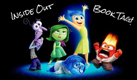 INSIDE OUT | Book Tag!
