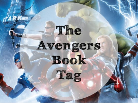 THE MARVEL AVENGERS | Book Tag!