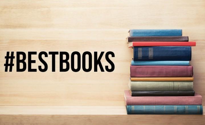 TOP 10 | I migliori libri letti nel 2015!