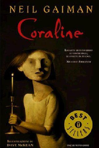 """Recensione di """"Coraline"""" di Neil Gaiman"""