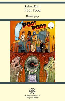 copertina Foot Food