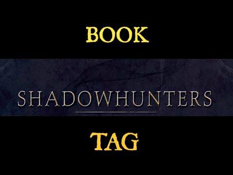 SHADOWHUNTERS | Book Tag!