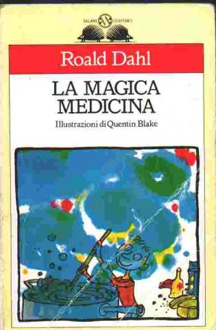 la magica medicina roald dahl