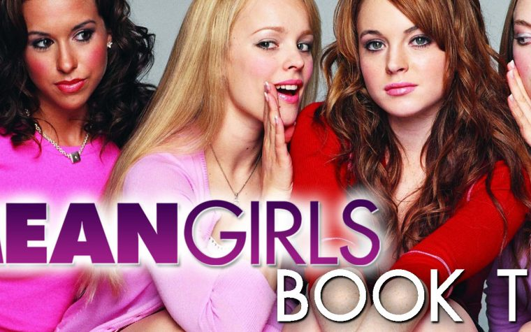 MEAN GIRLS | Book Tag!