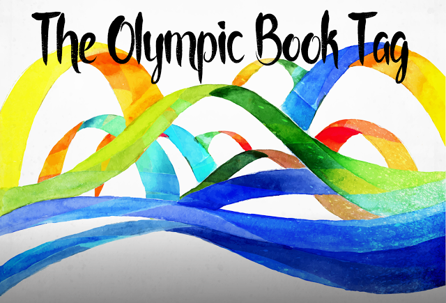 THE OLYMPIC | Book Tag!