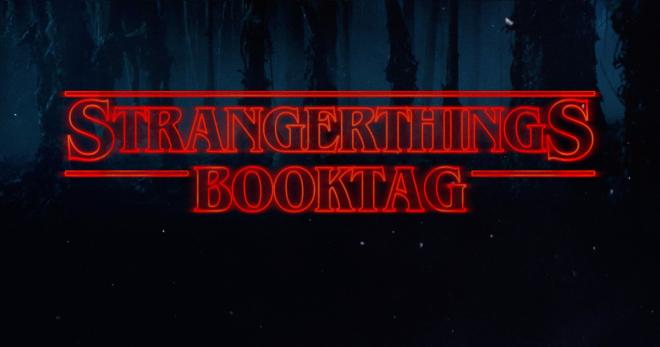 STRANGER THINGS | Book Tag!