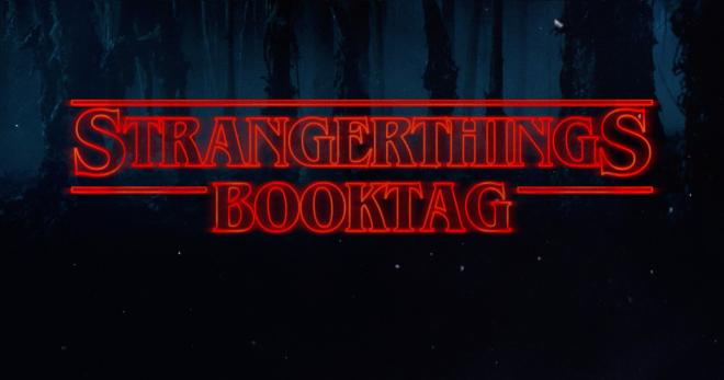 STRANGER THINGS | Book Tag!