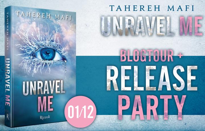 "Anteprima di ""Unravel Me"" di Tahereh Mafi"