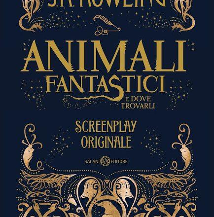 """Anteprima di """"Animali fantastici e dove trovarli """" – La sceneggiatura originale!"""