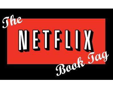 NETFLIX | Book Tag!
