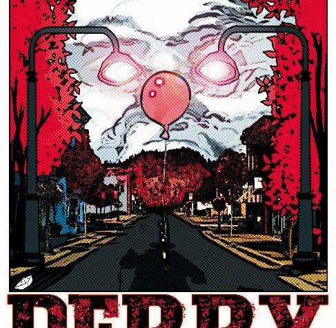 PANORAMI D'INCHIOSTRO | Benvenuti a Derry, Maine.