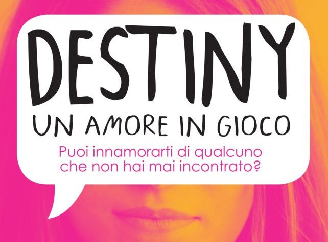 """BOOK GIVEAWAY   Commenta e vinci una copia di """"Destiny – Un amore in gioco"""" di Lindsey Summers"""