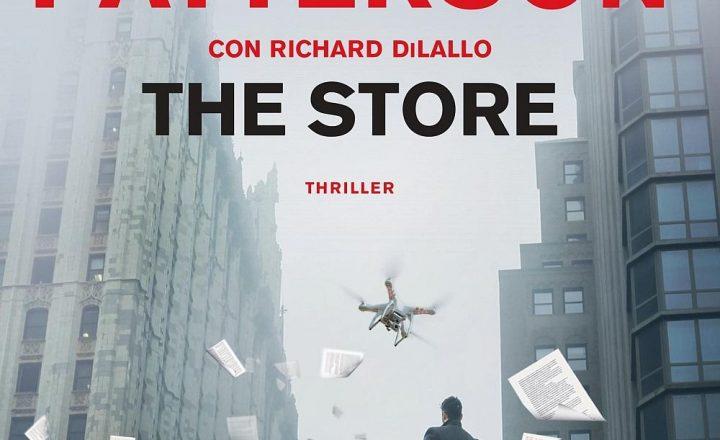 """Anteprima di """"The store"""" di James Patterson"""