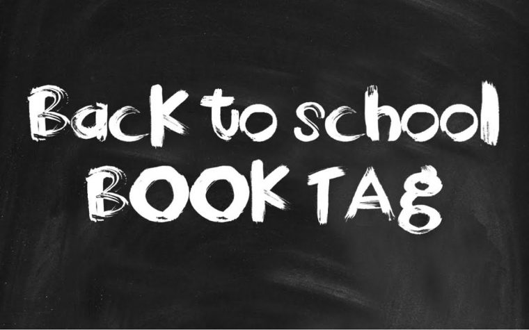 BACK TO SCHOOL | Book Tag!